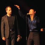 Michel Gammenthaler und Martin O.