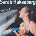 "Sarah Hakenberg  ""NUR MUT!"""